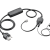 APV-63 | Avaya EHS Cable for CS500-Savi 700 Series | Plantronics | electronic hookswitch, electronic hook switch, apv63