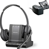 SAVI W720-M HL10 BUNDLE | Savi W720-M HL10 Bundle Wireless UC Headset for Lync | Plantronics | Lync Optimized Bluetooth and DECT Binaural Wireless Headset with HL10 Handset Lifter | W720M, 720M