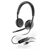 BLACKWIRE C520 | Blackwire C520 Binaural USB UC Headset | Plantronics | Binaural Wired USB Headset