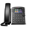 2200-46162-025 | VVX410 PoE Desktop Phone | Polycom | VOIP 12-Line Desk Phone, Gigabit Ethernet and HD Voice | VVX 410