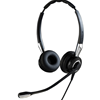 Jabra Biz 2400 II QD Duo NC Wideband Headset - Jabra BIZ 2400 II QD Duo is a duo headset with QD (Quick Disconnect) plug that provides instant connectivity to a wide range of desk phone systems.