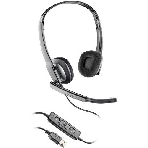 blackwire c220 m usb noise canceling binaural headset for rh headsetexperts com Plantronics BackBeat Fit Manual Plantronics HL10 Manual