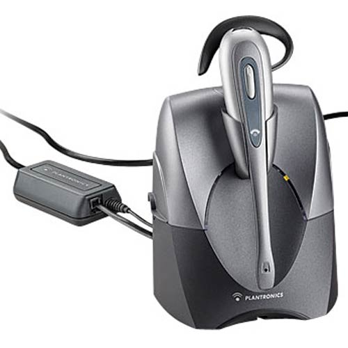 how to connect plantronics wireless headset