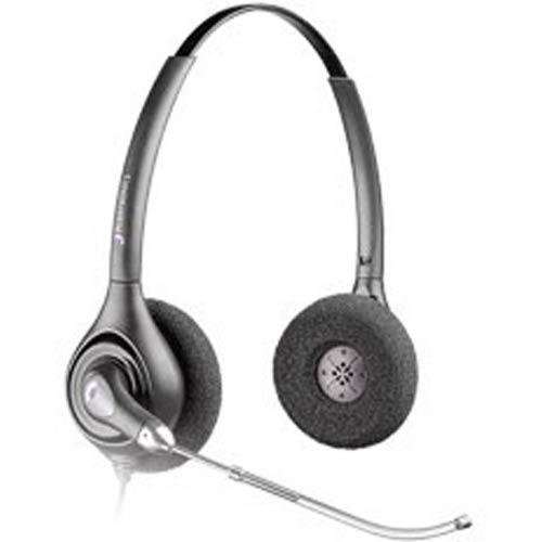 HW261 | SupraPlus Wideband Binaural Headset | Plantronics ...