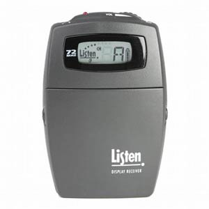 LR-400-216 | Listen Technology LR-400-216 Portable Display FM Receiver (216 MHz) | Listen | LR-400-216, LR-400, Listen Technology , FM Receiver