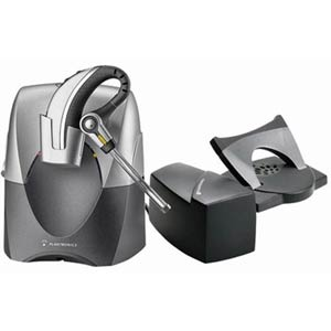 CS70 HL10 Bundle | CS70 Bundle Wireless Office Headset with HL10 Lifter | Plantronics | CS70, 70465-01, 70465-02, 70455-01