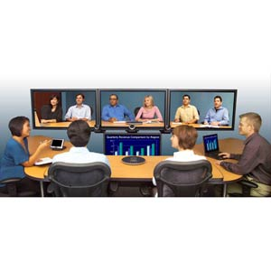 Lifesize Conference -High Definition Telepresence Integrator Solution