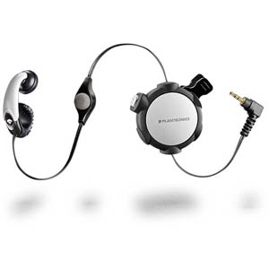 Plantronics MX300 Retractable Mobile Headset