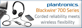 Plantronics Blackwire 700 Series Banner
