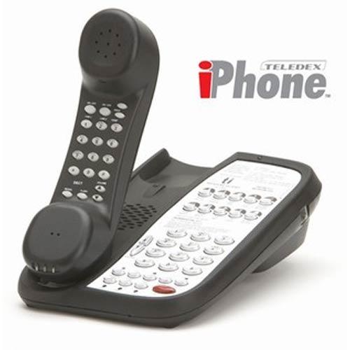 Ac9105s Single Line 5 Btn Cordless Telephone Headset Experts Teledex