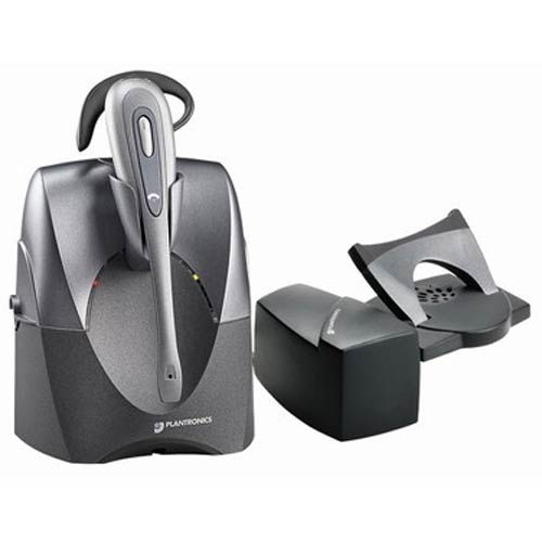 Cs55 Hl10 Bundle Cs55 Wireless Headset With Hl10 Handset Lifter Plantronics Cs55 Cs50 Wireless Cs55bun Bundle 69702 01