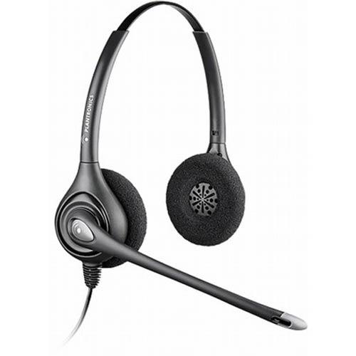 491ec47df62 Plantronics HW261N DA M SupraPlus Wideband USB Noise Canceling Binaural  Headset - Optimized for Microsoft Communicator. Plantronics. HW261N_DA_M