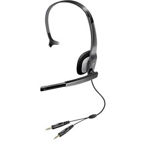 Plantronics Audio 610 USB W/ Digitally Enhanced Sound Quality And a  Adjustable Noise Canceling Mic
