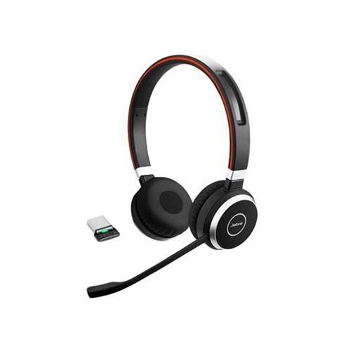 Jabra Evolve 65 Stereo Headset For Skype For Business