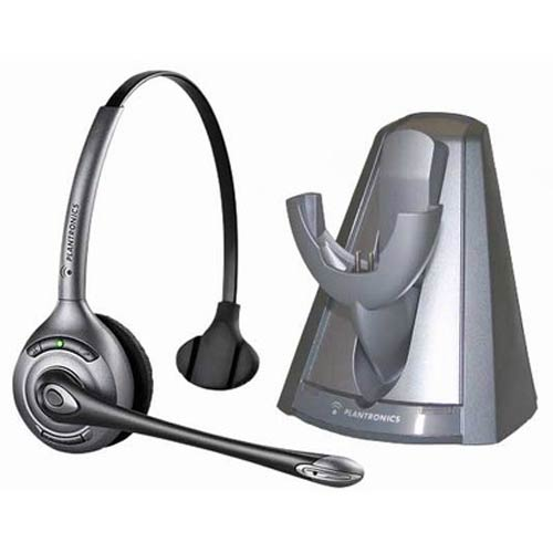 47048 10 Plantronics Standalone Charger Headset Headset Experts