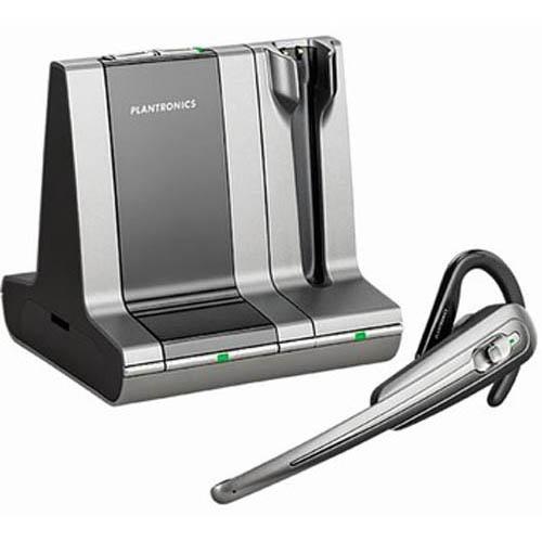 Plantronics WO100 Savi Office Convertible Wireless Headset System